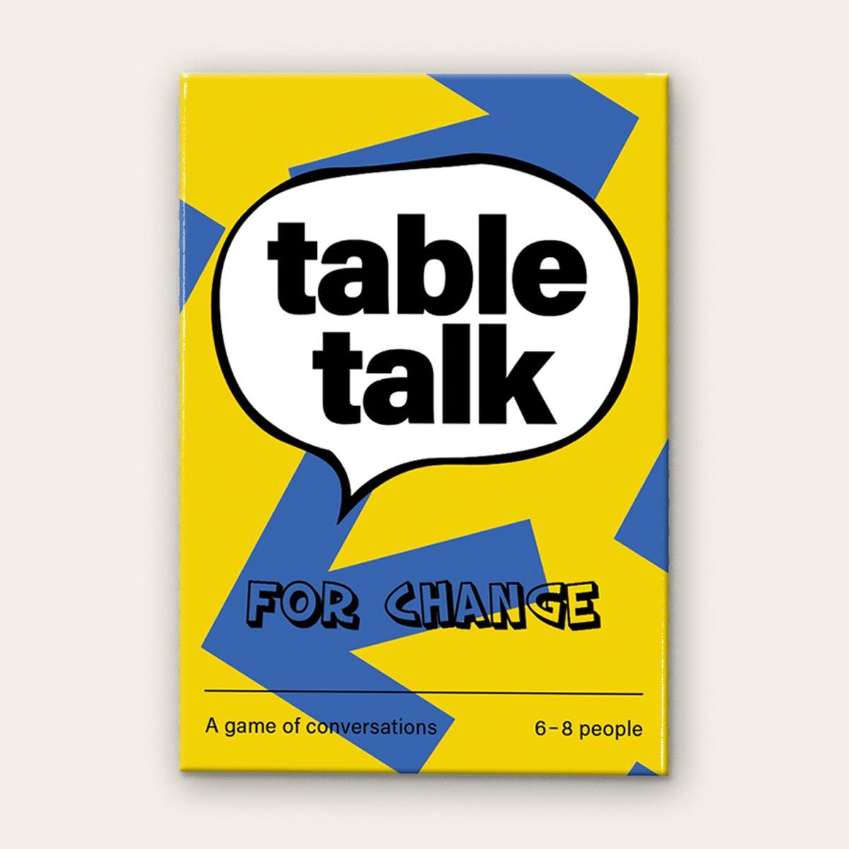 TableTalk for Change