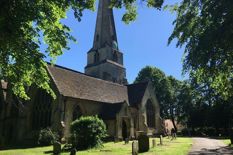 The Minister Churchyard regeneration