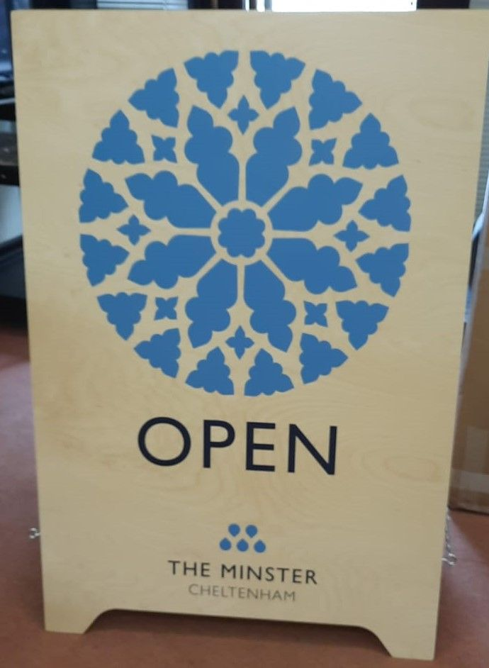 Heritage open days at the minster